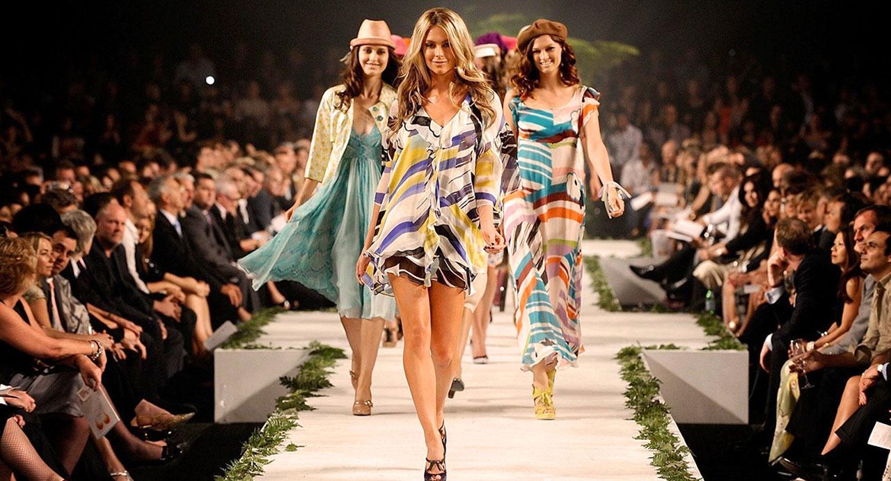 Video per sfilate di moda a Milano e Roma